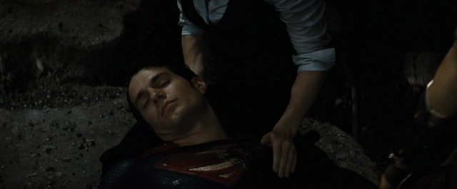 Death of Superman Batman v Superman