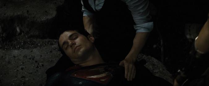 Death of Superman Batman v Superman