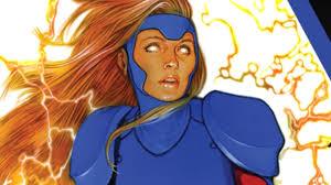 Jean X-Men Red